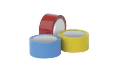 Coloured Polypropylene Acrylic Tape