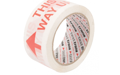 Printed Message Tape